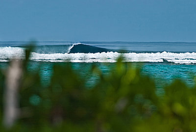 scarecrows surf spot waves mentawai islands togat nusa retreat