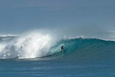 bol kandui left nokandui surf spot wave mentawais islands