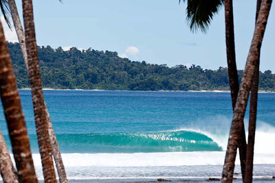 pasti telos islands surf spot epic waves