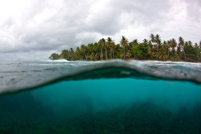 water surf shot playgrounds mentawais islands